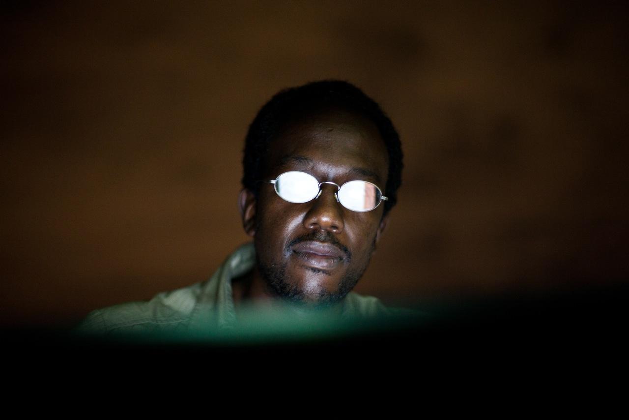 Segeni Ng'ethe, founder of mamamikes.com Image:brendanbannon.com