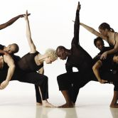 A portrait of the Bill T Jones Dance Company