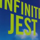 """Infinite Jest"" book cover"