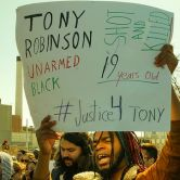 Justice for Tony