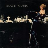 the album cover for Roxy Music's For Your Pleasure