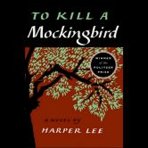 The cover of the novel To Kill a Mockingbird