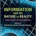 Paul Davies on Physics of Information