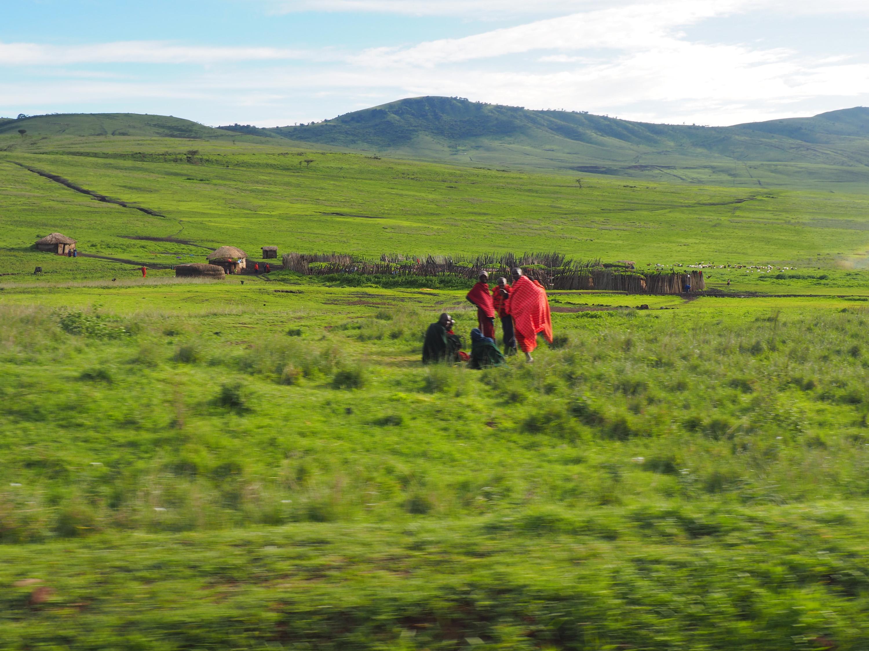 The Maasai have lived alongside the Serengeti wildlife for generations. <em>Steve Paulson (TTBOOK)</em>
