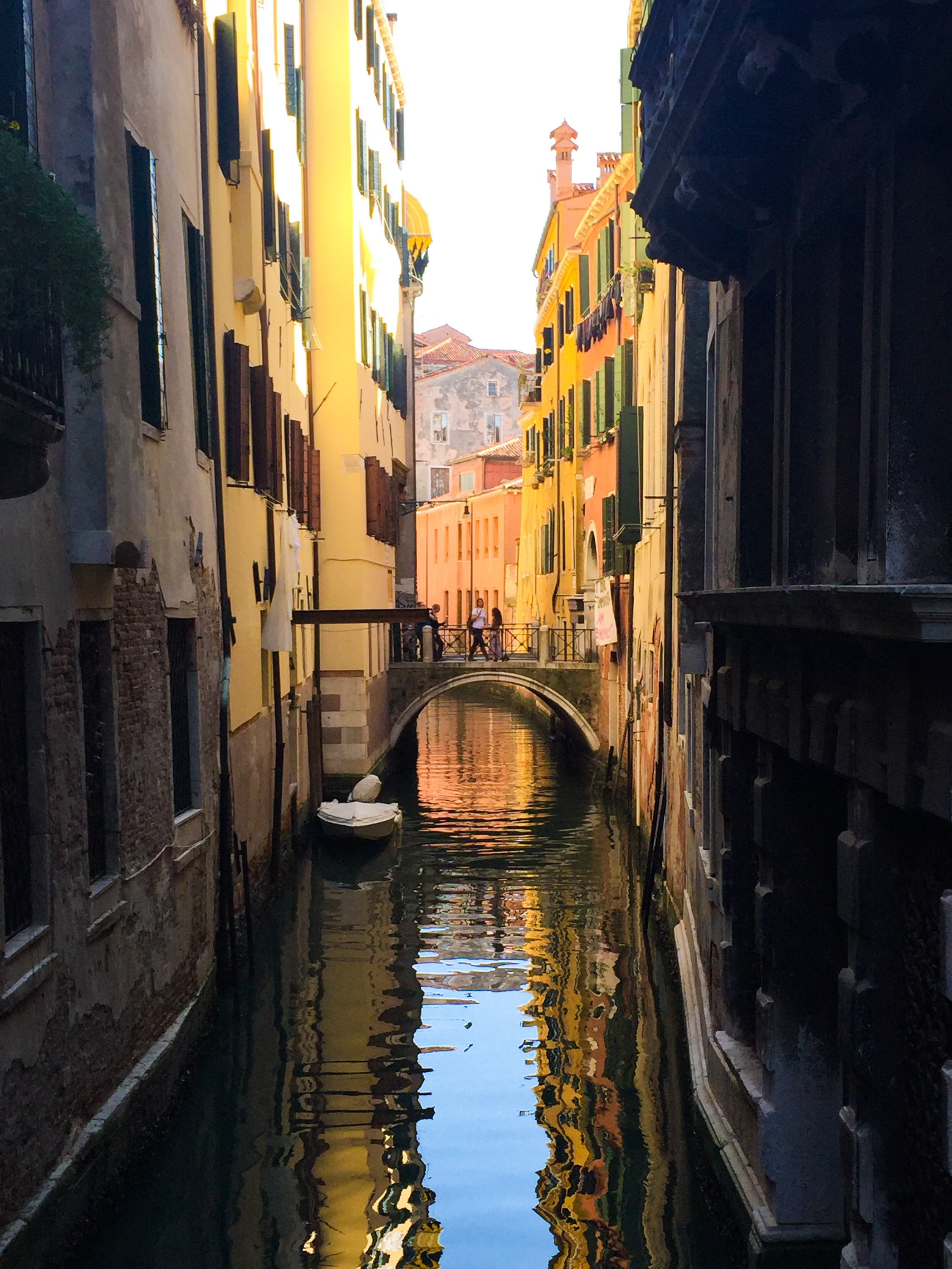 From Corringham's shadow walk in Venice. <em>© Vivienne Corringham</em>