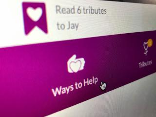 Ways to help Jay