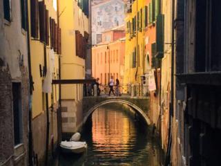 From Vivienne's Shadow Walk in Venice