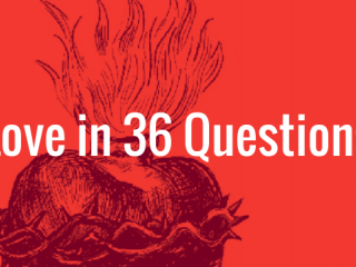 Love in 36 Questions