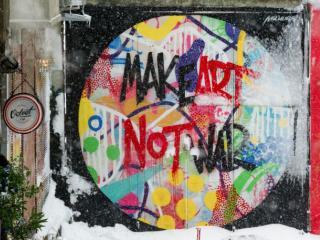 Mark Art, Not War