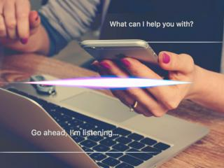 Siri listening in