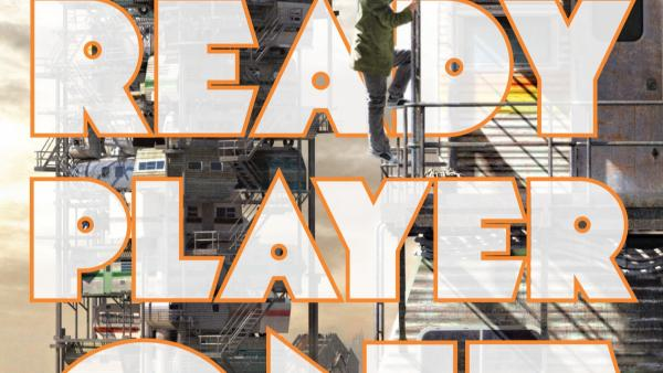 """Ready Player One"" by Ernest Cline"