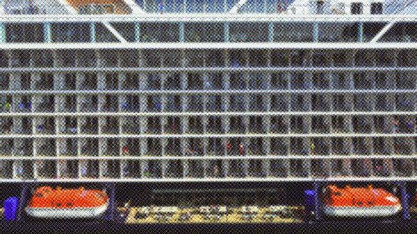 Cruises suck