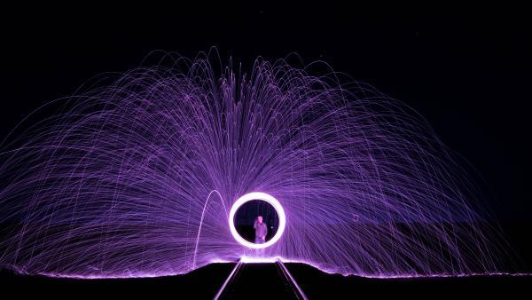 A portal to the future