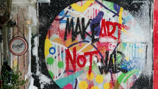 Mark Art, Not War