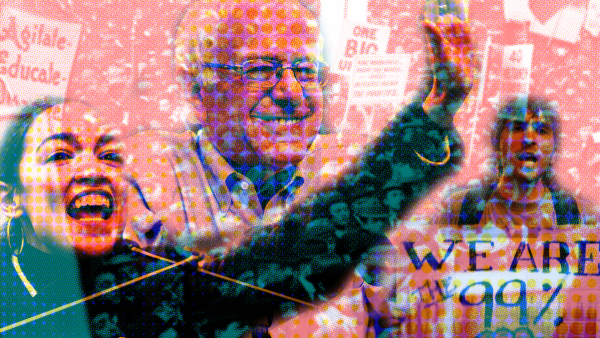 AOC, Bernie, and the young socialists