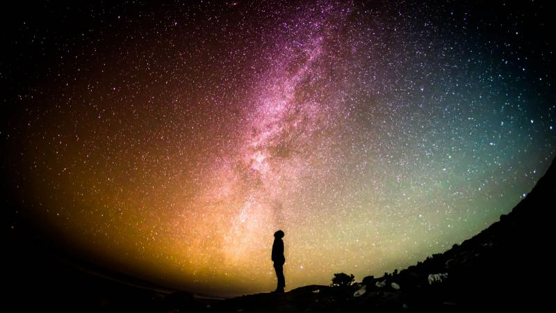 Seeing the universe