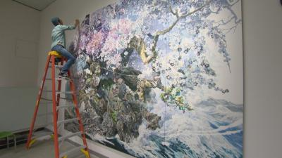 Japanese Fine Artist
