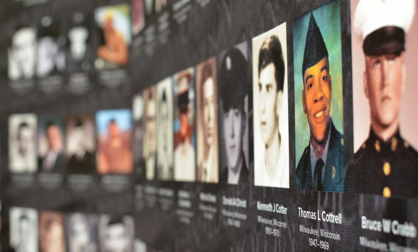 WPR WI Remembers Exhibit