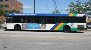 Milwaukee County bus