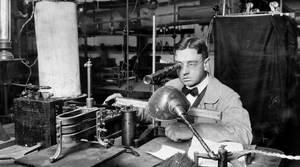 WPR Pioneer Earle Terry