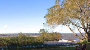 Chequamegon Bay in Ashland, Wisconsin