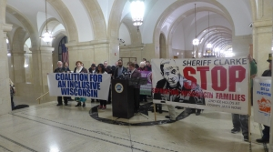 Local groups gather to support anti-discrimination resolution passed in Milwaukee