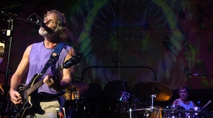 Bob Weir and Mickey Hart