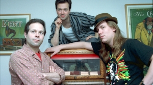 Violent Femmes around jukebox
