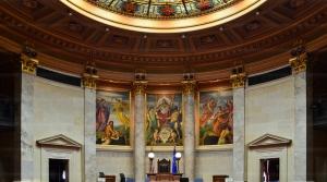 Wisconsin Senate Chambers