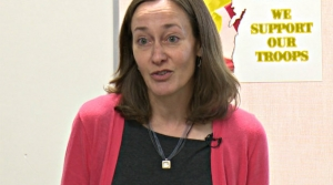 UW-Extension educator Peggy Olive talks about ways people can secure financial happiness.