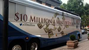 10 MIllion a Minute Tour Facebook Page