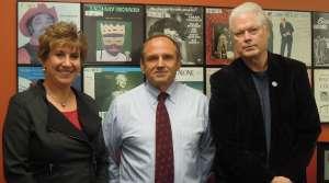 Jennifer Shilling, Dan Kapanke, Chip DeNure