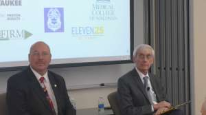 State Superintendent Candidates Lowell Holtz and Tony Evers