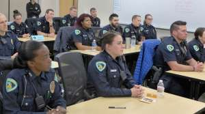 59th class of Madison Police Department recruits