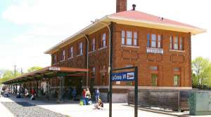 La Crosse Amtrak station