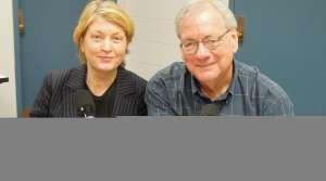 Linda Levinson and Jack Socha