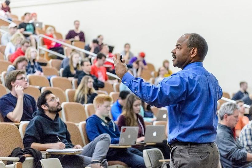 Professor Eric Wilcots