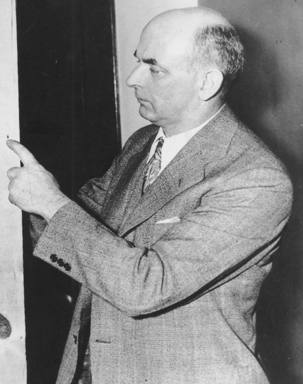 Arthur Koehler, image courtesy of the Forest Products Laboratory