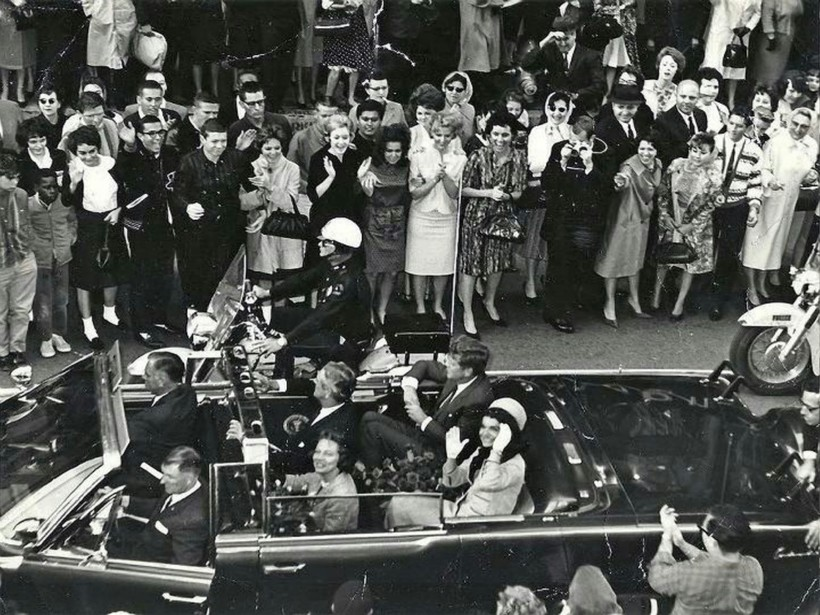JFK in Dallas