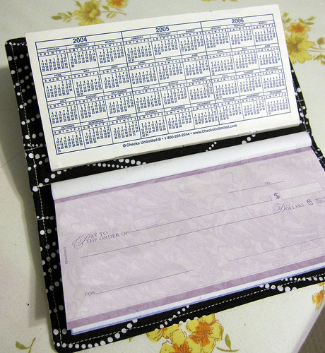 checkbook, image by Flickr user Heidi Elliott