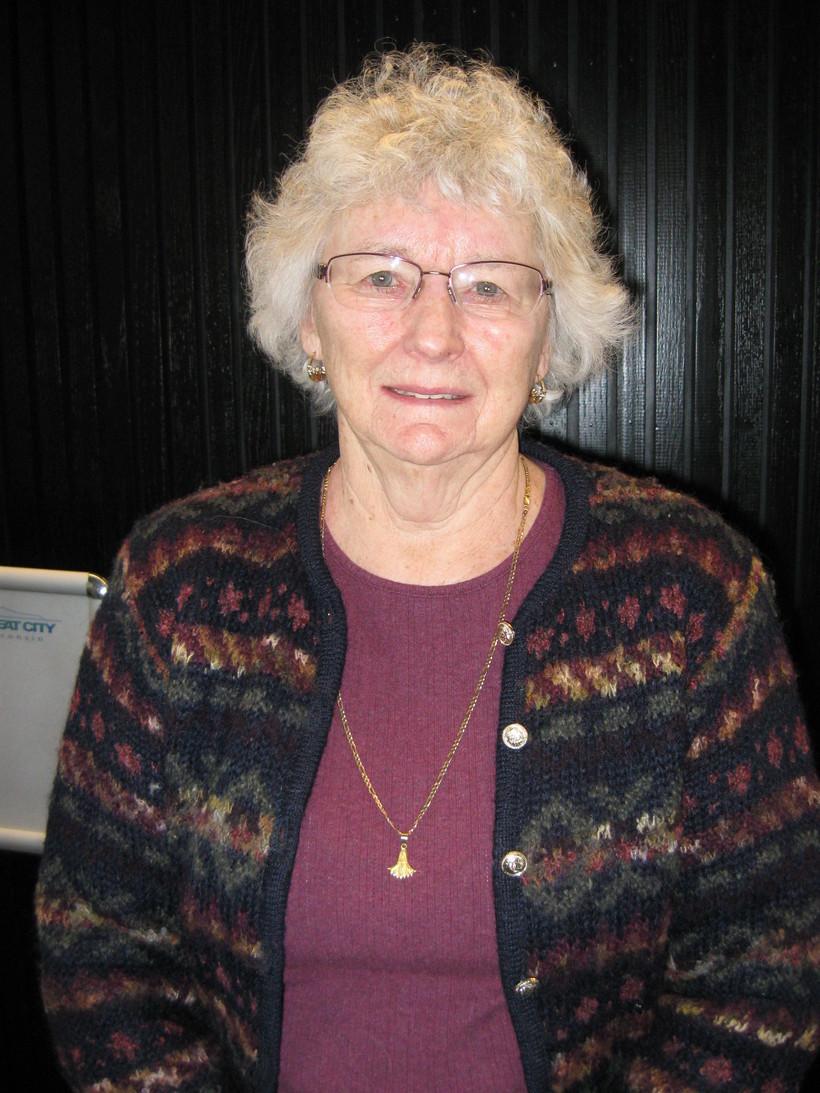Maureen McCollum (WPR News)