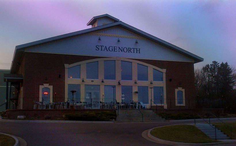 StageNorth, in Washburn, WI