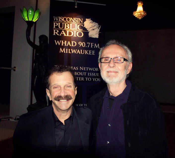 Zorba Paster and Tom Clark