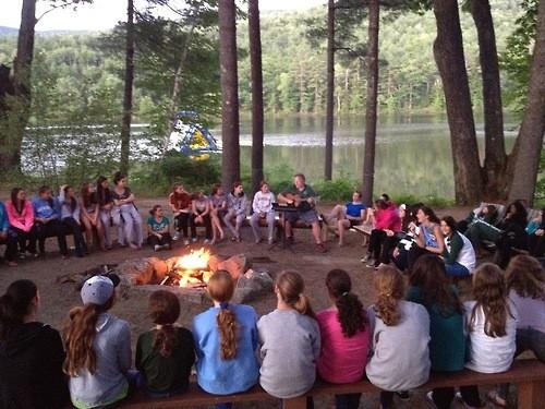 Join the Simply Folk Virtual Campfire!