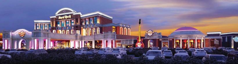 Artists's Rendering Of Kenosha Casino