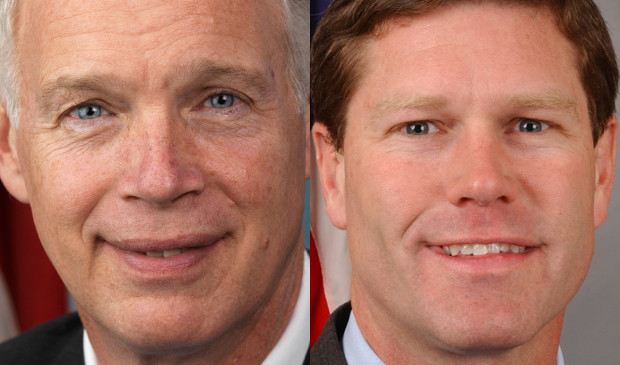 Sen. Ron Johnson and Rep. Ron Kind