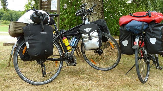 long distance biking, Gerrit Burow