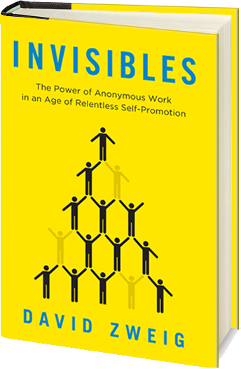 Invisibles book cover