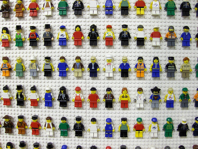 lego people, Joe Shlabotnik (by)