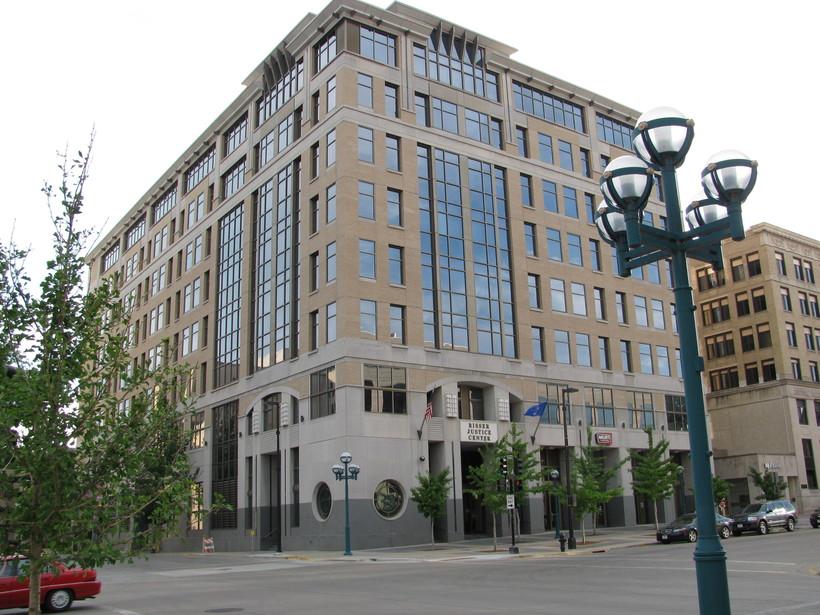 Risser Justice Center in Madison
